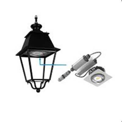 Kit rétrofit pour lanterne